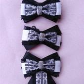 Много видов галстук-брошь и американских бантиков
