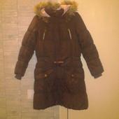 Пальто Sweet Milli на 9-10 лет, рост 140