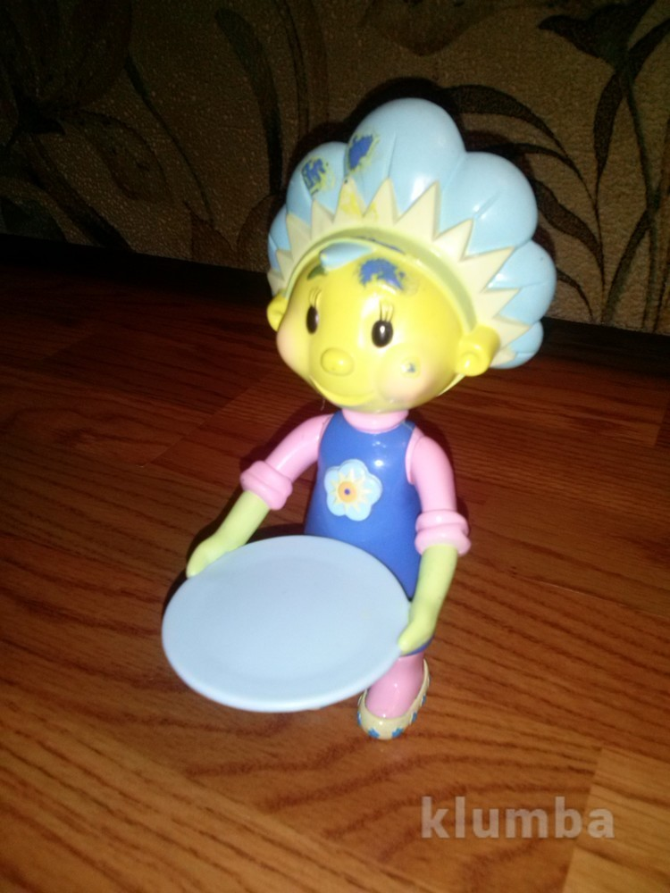 Большая куколка фи-фи fi-fi фото №1