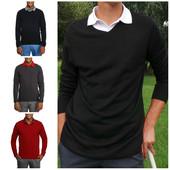Мужской пуловер.Розмір s-2xl
