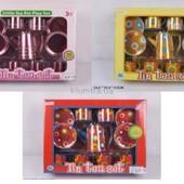 Чайный сервис S 085G/085H/086J (три цвета)
