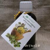 """Бальзам-сироп """"Грудной"""" натуральный на травах - Помощь природы для бронхолегочной системы"""