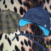 Флисовые шапочки