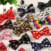Бабочки шелковые, цветные для юных модников и модниц в наличии.