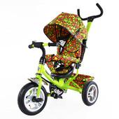 Тилли Молекула 2016 T-351-4 детский трехколесный велосипед Tilly Trike