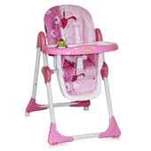 Лорели Ям Ям стульчик для кормления детский высокий Lorelli Yam Yam