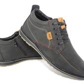 Мужские зимние ботинки Dino Albat  45р