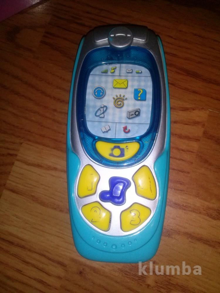 Детский мобильный телефон фото №1