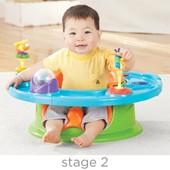 Бустер, стульчик для кормления, Summer Infant,США