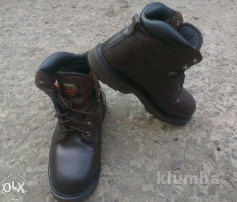 Продам ботинки муржские timberland pit boss 6 фото №1