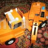 Машинка -трактор фото №1