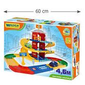 Гараж 3 этажа Kid Cars 3D Wader 53040