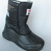 Не промокаемые мужские ботинки на слякоть все размера в наличии