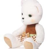 Ведмедик Меджі, медведь меджи, мишка мягкие игрушки, м'які іграшки ТМ Левеня