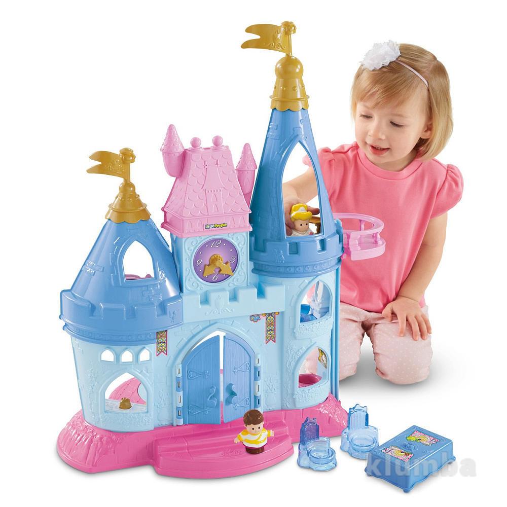 little people princess castle - 1000×1000