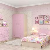 Гарантия 2 года! Комплектуете сами! Модульная детская комната Kiddy №3, 9 пред., укр. производство