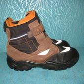 Термо ботинки Ecco 39р 25,5см