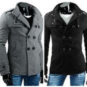 пальто мужское супер стильное