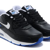 Кроссовки Nike Air Max 90 Premium Black white