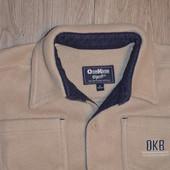 Теплая флисовая рубашка  OshKosh (100 см)