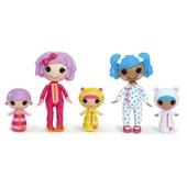 Набор с куклами Minilalaloopsy Веселая компашка Спокойной ночи, малыши