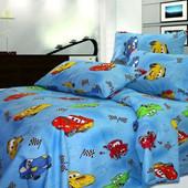 постельное тачки,мадагаскар,человек-паук и др
