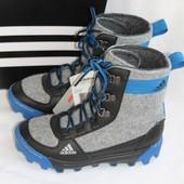 Модные сапоги фирма Adidas (Адидас) размер 37, 5-38 по стельке 23, 9 см
