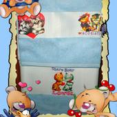 Подарочный набор полотенец для деток
