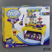 Колор Дог кухня набор для лепки тесто Color Dough пластилин 8726