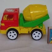 Машинка Бетономешалка