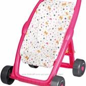 Коляска прогулочная для Baby Nurse Smoby 250223,Frozen  250245