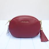 Кожаная сумка Michael Kors ginny cherry оригинал Америка