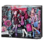 Набор monster high ghoulebrities in Londoom поездка в Лондум