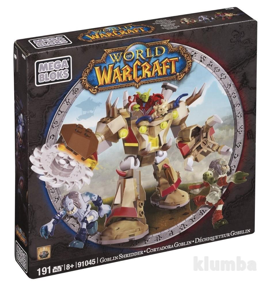 Mega bloks вселенная warcraft-альянс набор фото №1