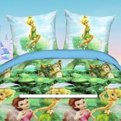 Полуторный комплект детского постельного белья 100% хлопок