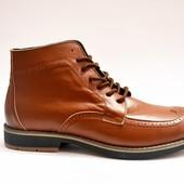 Зимние мужские ботинки модель ( 0025 с - к - м )