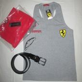 Ferrari ♥ Майка мужская летняя. Отличное качество ♥♥♥ Новое