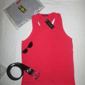 Tommy Hilfiger ♥ Майка боксерка ( борцовка). серая Ferrari. Отличное качество ♥♥♥ Новое