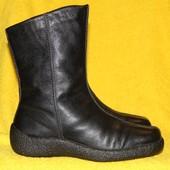 Сапоги, ботинки Ecco р.38 стелька 24,5 см