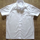 Рубашка белая 44-46