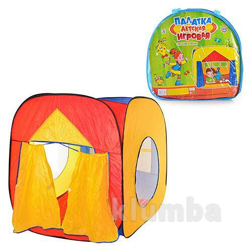 Палатка детская 105х100х105см. m 0507 (3516) фото №1
