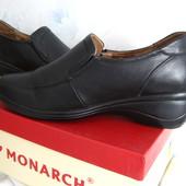 Продам кожанные осенние туфли 37 разм.