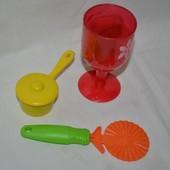 Посудка Столовые приборы разные аксессуары