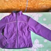 H&M Термо кофта, можно как легкая куртка.на 9 -10 лет ( 140)