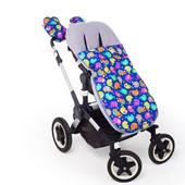 Конверт для прогулочной коляски (цвета в ассортименте)