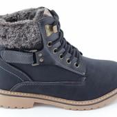 Подростковые зимние ботинки 36, 37 размер