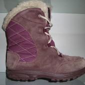 "Ботинки зимние ""Columbia"" Omni-Grip, 37(36) размера."