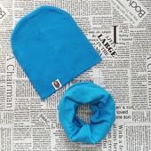 Наборы шапочка и хомут