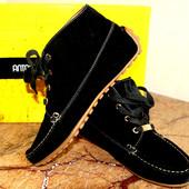 Очень удобные и мягкие ботиночки Antonio Biaggi