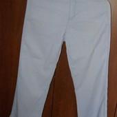 Легкие вельветовые штаны для дома или дачи Esprit 44р.